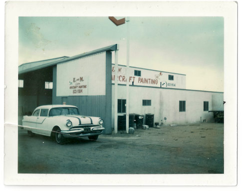 The Lucero Company began in 1969 in Southern California as an industrial finishing company.
