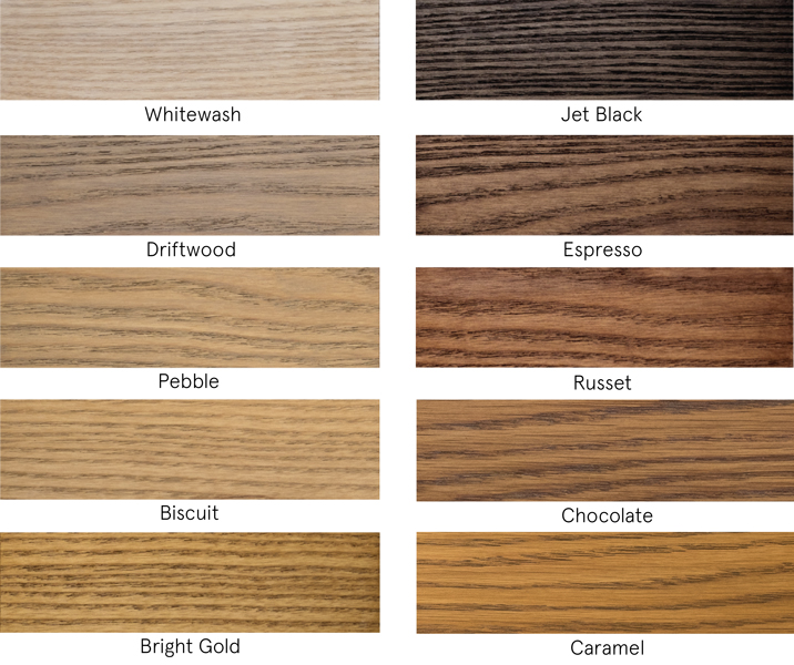 L.Co Color Oil tung oil plant based wood finishing solution